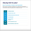 Obesity ICD-10 Codes