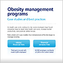 Obesity Management Programs