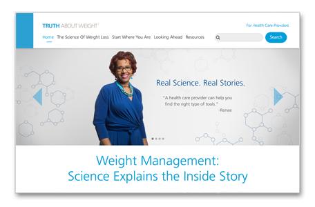 Truth About Weight® website